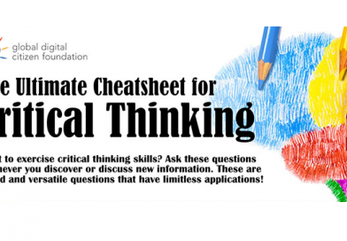 """Education and/or critical thinking"""
