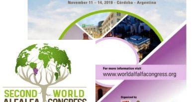 Second World Alfalfa Congress